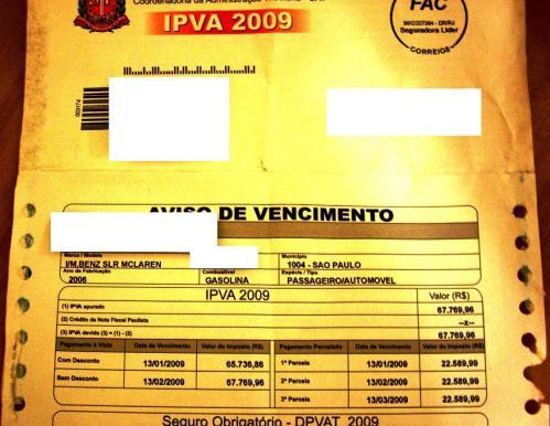 IPVA 2009